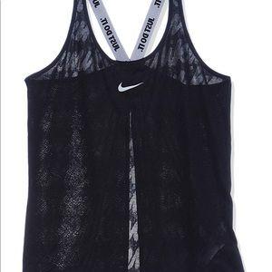 Nike Women's Dri-Fit Elastika Training Tang Top